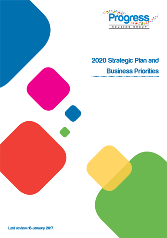 2020 Business Plan Cover