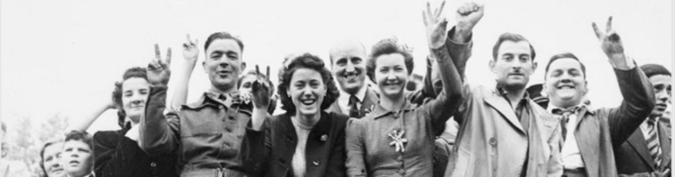 VE Day - web banner