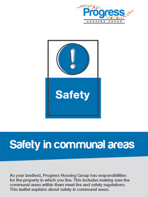 Safety in communal areas