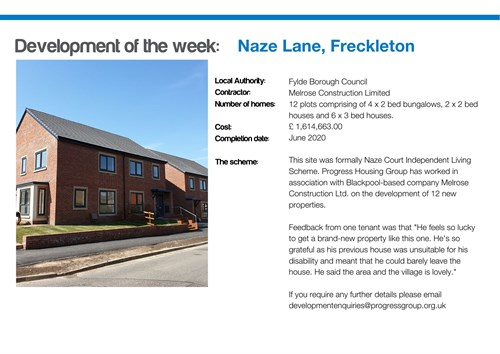NAZE LANE NEW