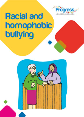 Racial and homophobic bullying leaflet