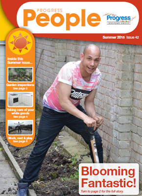 Progress People Issue 43 Summer15