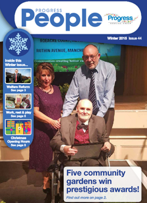 Progress People Issue 44 Winter 2015